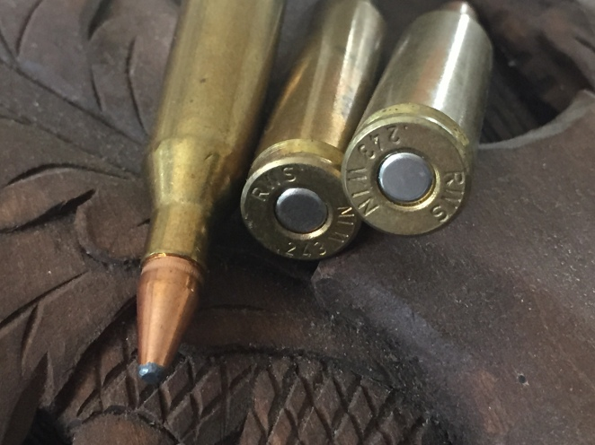 Test RWS KS in 243. Winchester