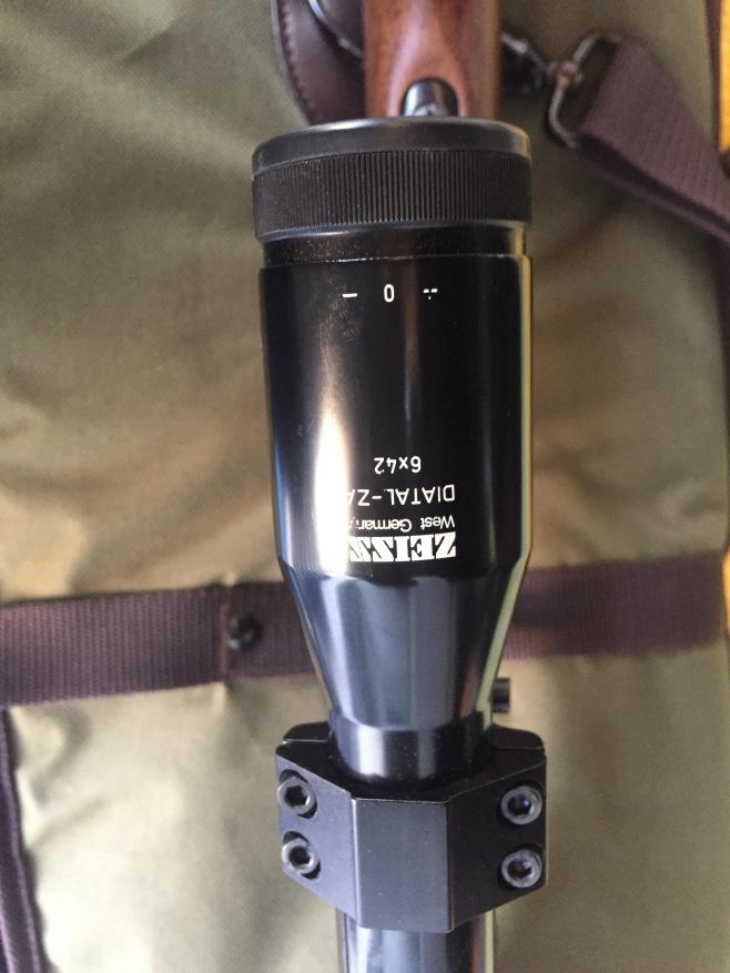 Zeiss Diatal 6x42mm