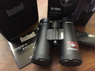 Bushnell 8x42 Legend E