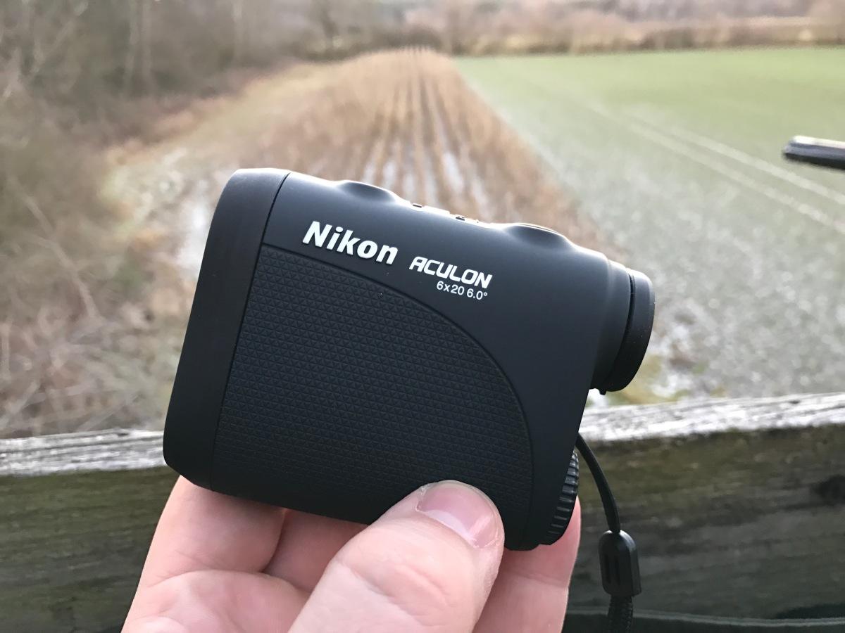 Nikon Entfernungsmesser Aculon Al11 : Test nikon aculon al11 6×20 entfernungsmesser u2013 jagd und natur blog