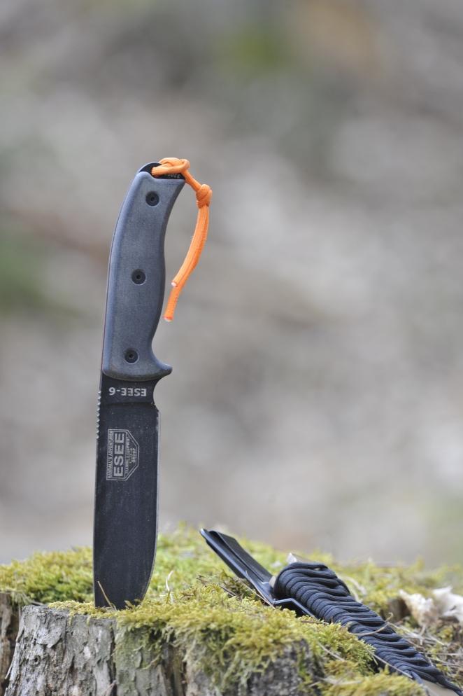 ESEE-6 Messer C:jagdblog.me